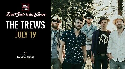 VIP Concert Experience with The Trews - July 19, 2019