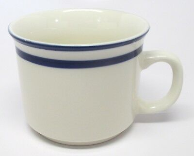 Elegance Collection Mariner Blue Coffee Cups