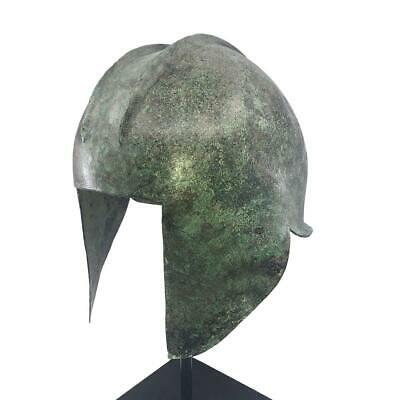 * An Illyrian Bronze Helmet, Classical Period, ca. 7th - 5th Century BC