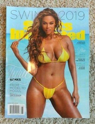 Sports Illustrated Swimsuit Issue 2019, Tyra Banks