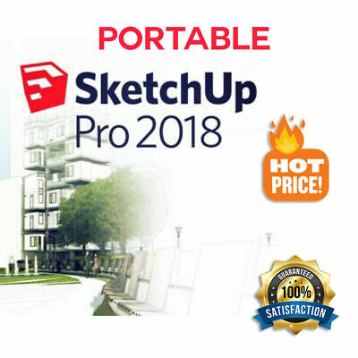 SketchUp Pro 2018 Activator - Lifetime Software Activation