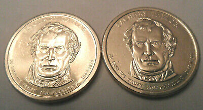 2009 P /& D Zachary Taylor Presidential Set  *MINT CELLO*  **FREE SHIPPING