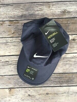 reputable site 34fbd 37962 Nike Womens Feather Light Adjustable Hat Aerobill Breathable Comfort Tennis  New
