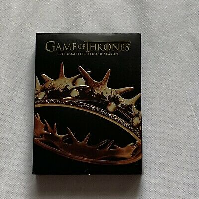 game of thrones: season 2 preowned