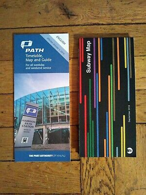 NYC New York Subway Map And PATH Guide