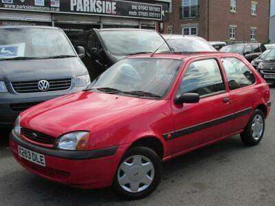 2001 (X) Ford Fiesta 1.3 Finesse 8V 3Dr