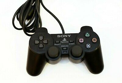 Sony PlayStation 2 PS2 DualShock 2 Controller Official Authentic OEM Tested