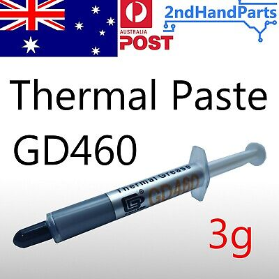 Thermal Paste GD460 3g silver CPU GPU Heatsink Compound Grease