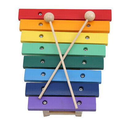 Early Education Xylophone Knock Piano Toy Electric Baby Music Learning Toys FW