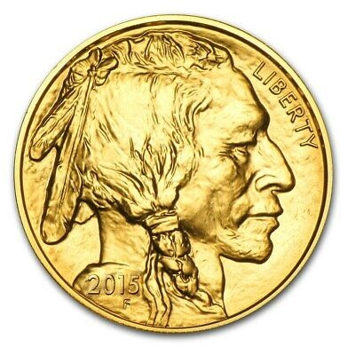 2015 1 oz Gold Buffalo BU  SKU -  #84912