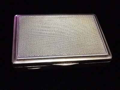 Art Deco sterling silver box By Important Maker  BOGISICH JANOS