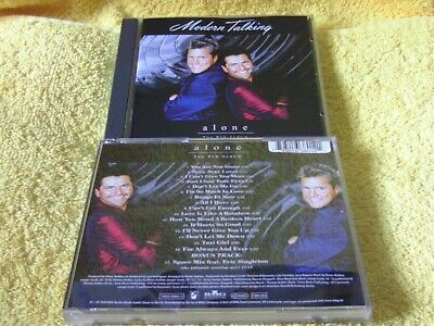 Modern Talking alone the 8th album sehr gut aus Sammlung
