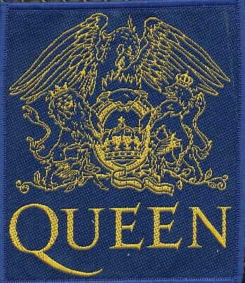 Queen Patch Woven Patch