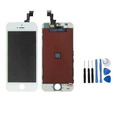For iPhone 5 Full LCD Display Touch Screen Digitizer Assembly Replacement White