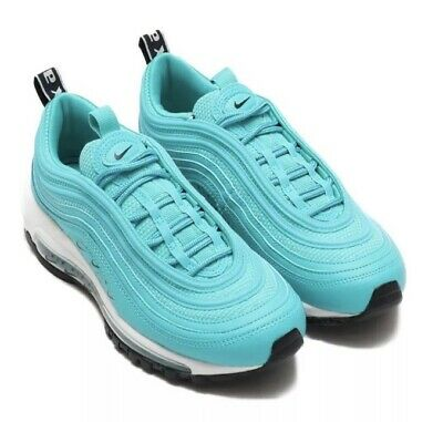 3a079e23a8011 Shoes Fitness, Running & Yoga Nike Wmns Air Max 97 LX Overbranded Hyper Jade  White Black ...