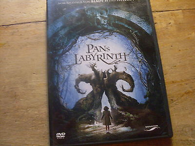 Pans Labyrinth  [ DVD ] 2009 / Guillermo Del Toro  PAN (Alfonso Cuarón)