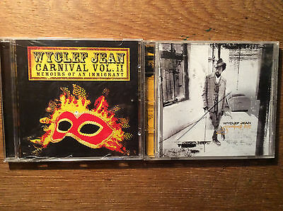 Wyclef Jean [2 CD Alben]  Greatest Hits + Carnival Vol. II