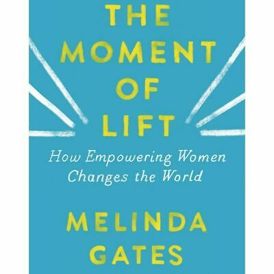 NEW The Moment of Lift: How Empowering Women Changes the World (Free Shipping)