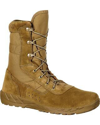 Rocky Men's C7 CXT Lightweight Commercial Military Boot - Round Toe - RKC065