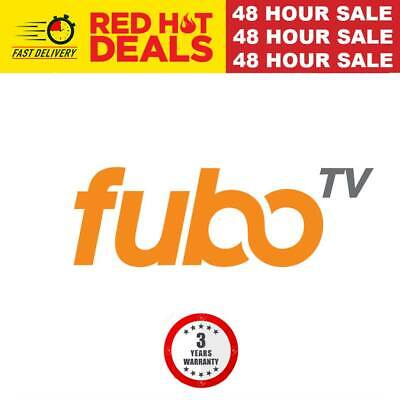 Fubo Tv | 3 Years Warranty 🔥🔥 | Same Day Delivery