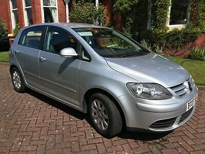2007  VW GOLF PLUS 1.9 tdi 56700 warranted miles. last owner for 9 years