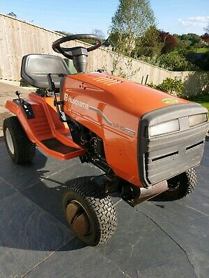 RIDE ON LAWN mower john deere tractor - £650 00 | PicClick UK