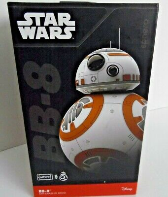 Sphero Star Wars BB-8 App-Enabled Droid Disney The Force Awakens NEW SEALED R001