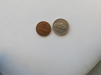 .Us.2.Coins.1960...#569