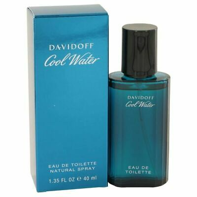 Cool Water Cologne By Davidoff Eau De Toilette Spray FOR MEN