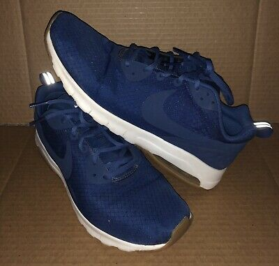 622bfd6958 Nike Men's Air Max Motion Lw Se Midnight Navy/White Blue Running Shoe Size  11
