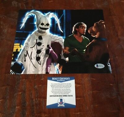 James Adomian Signed Night Dick 8x10 Photo Bas Beckett Certed The Venture Bros Television