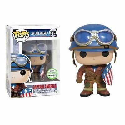Exclusive 2017 Captain America Spring Convention Action Figure #219