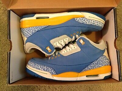official photos 4567f 5b3b6 Air Jordan Iii 3 Ls Do The Right Thing Nike Size 10