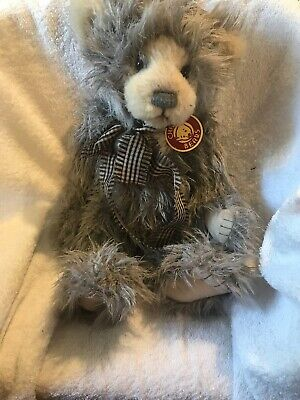 Charlie Bears 2011 Year Bear With tags and Bag. Retired And Hard To Find