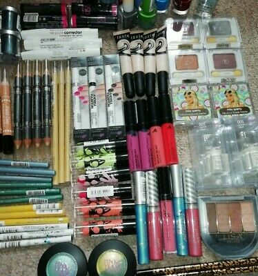 3 x Mixed Make Up Cosmetics Joblot Bundle Wholesale Clearance + 1 FREE