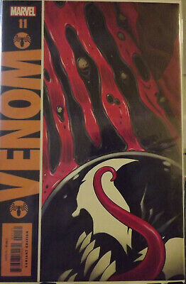 Venom #11 - Dave Gibbons Watchmen Homage Variant SOLD OUT!! NM