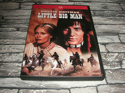 Little Big Man - Arthur Penn / Dustin Hofman Faye Dunaway  / Dvd