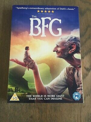 The BFG DVD - New and Sealed Fast and Free Delivery