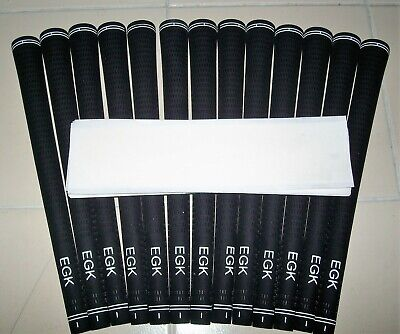 Egk 13 Volt Grips, With Or W/O Strips Or W/Full Kit; Std,Midsize,Oversize,Ladies
