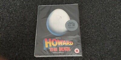 Howard The Duck (Limited Edit) (UK IMPORT) BLU-RAY Region B CHECK COMPATIBILITY
