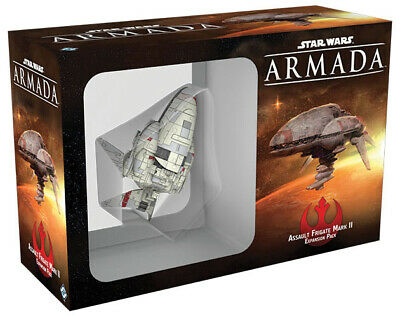 Star Wars Armada - Assault Frigate Mark II Expansion Pack Ship AF2 Mk.II MK II