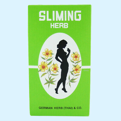 50 BEUTEL SLIMING DIÄT TEE   GERMAN HERB Super Slim