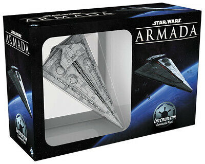 Star Wars Armada Interdictor Expansion Pack Ship New Factory Sealed