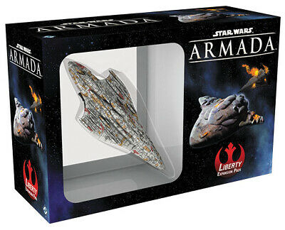 Star Wars Armada Liberty Expansion Pack Ship Brand New Factory Sealed FFG
