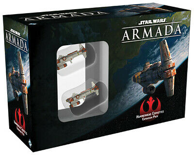 Star Wars Armada Hammerhead Corvette Expansion Pack Ship Brand New Sealed