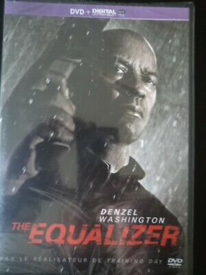 EQUALIZER ***dvd neuf*** DENZEL WASHINGTON
