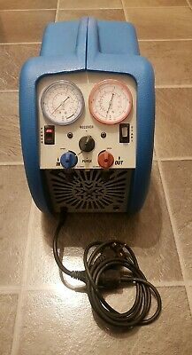 Promax RG5410A refrigerant recovery machine. R410A suitable
