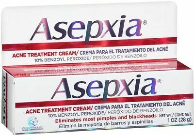 Asepxia Spot Acne Treatment Cream With Benzoyl Peroxide