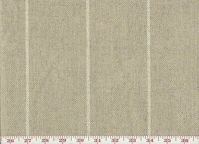 Tumbled Washed 100/% Linen Upholstery Fabric by P Kaufmann Easy Does It CL Sand