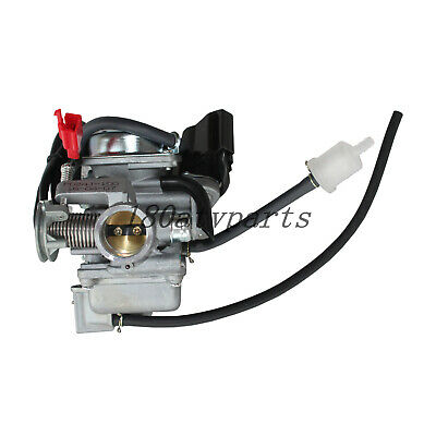 PD24J CARBURETOR FOR 125cc 150cc ATV Scooter Go Kart GY6